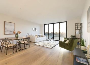 Thumbnail 3 bed flat for sale in Salusbury Road, London