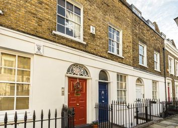 Thumbnail 1 bed flat for sale in Quick Street, London