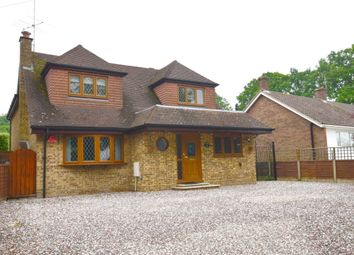 Thumbnail 4 bed detached house for sale in Prospect Road, Ash Vale