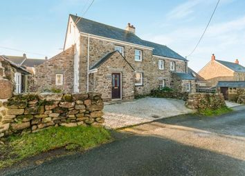 Thumbnail 4 bed semi-detached house for sale in Pendeen, Cornwall, Uk