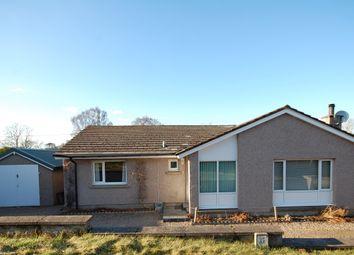 Thumbnail 4 bed detached bungalow for sale in Lochiepots Road, Miltonduff, Elgin
