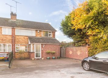 Thumbnail 3 bed semi-detached house for sale in Durham Close, Keresley End, Coventry