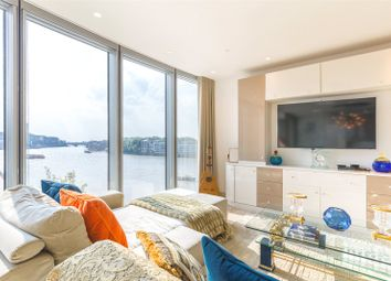 Thumbnail 2 bed property for sale in The Tower, One St George Wharf
