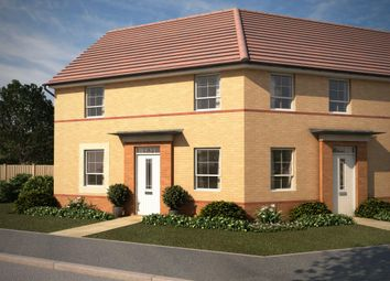 "Thumbnail 2 bedroom flat for sale in ""Hadleigh"" at Tenth Avenue, Morpeth"