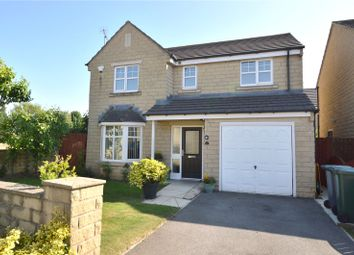 Thumbnail 4 bedroom detached house for sale in Woolcombers Way, Bradford, West Yorkshire