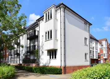 Thumbnail 3 bed flat for sale in Great Stour Mews, Canterbury, Kent