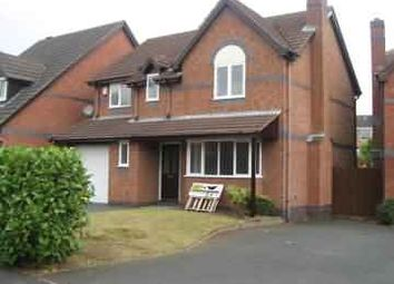 Thumbnail 4 bed detached house to rent in Warwick Road, Sutton Coldfield