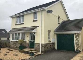 Thumbnail 3 bed property to rent in Grass Valley Park, Bodmin