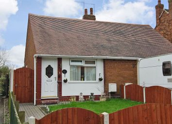 Thumbnail 1 bedroom semi-detached bungalow for sale in Albert Street, Cannock