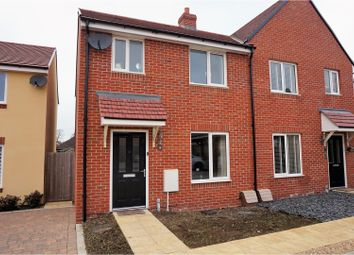 Thumbnail 3 bed semi-detached house for sale in Greenacres Road, Locks Heath