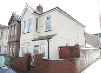 Thumbnail 3 bed end terrace house for sale in Milman Street, Newport