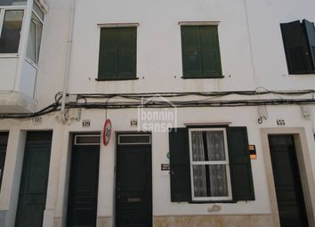 Thumbnail 4 bed town house for sale in Mahon, Mahon, Balearic Islands, Spain