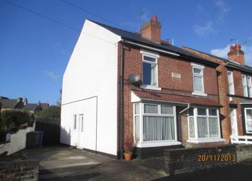 Thumbnail 2 bed semi-detached house to rent in Hollis Street, Alvaston, Derby