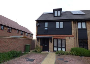 Thumbnail 4 bed semi-detached house for sale in Elm Park, Hornchurch, Essex