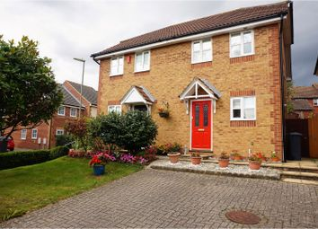 Thumbnail 2 bed semi-detached house for sale in Sunnyfield Rise, Bursledon