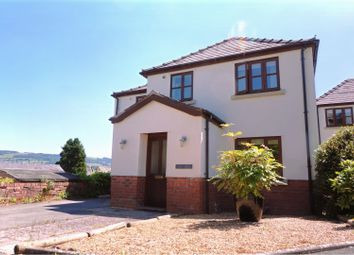 Thumbnail 4 bedroom detached house for sale in Old Tavern Lane, Welshpool