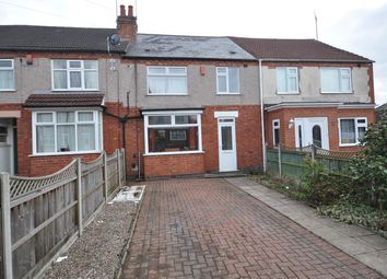 Thumbnail 3 bed terraced house for sale in Glendower Avenue, Whoberley, Coventry
