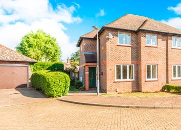 3 bed semi-detached house for sale in Furlay Close, Letchworth Garden City, Hertfordshire SG6