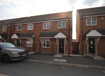 Thumbnail 3 bed semi-detached house to rent in Woolmoore Road, Hunts Cross, Liverpool