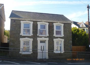 Thumbnail 3 bed detached house for sale in Cwmamman Road, Glanamman, Ammanford, Carmarthenshire.
