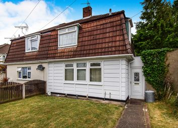 Thumbnail 3 bed semi-detached house for sale in Bryn Goleu, Bedwas, Caerphilly