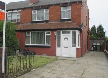 Thumbnail 3 bedroom semi-detached house to rent in Harehills Lane, Harehills, Leeds