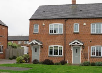 Thumbnail 3 bed end terrace house for sale in Hinckley Road, Burbage, Hinckley