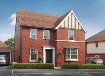 "Thumbnail 4 bed detached house for sale in ""Barrow"" at Lower Road, Hullbridge, Hockley"