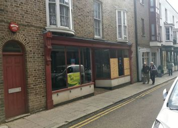 Thumbnail Retail premises to let in York Street, Ramsgate