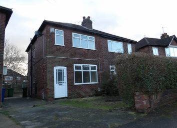 Thumbnail 2 bedroom semi-detached house to rent in Windsor Drive, Bredbury, Stockport