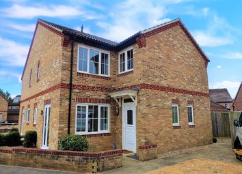 Thumbnail 2 bed end terrace house to rent in Watersmead Drive, Littlehampton