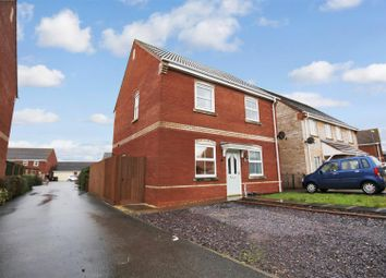 Thumbnail 3 bed property for sale in Thorndike Way, Burnham-On-Sea