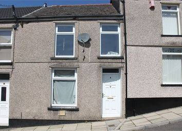 Thumbnail 3 bed terraced house to rent in Carmel Street, Treherbert, Treorcy, Rhondda Cynon Taf.