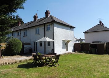 Thumbnail 3 bedroom end terrace house for sale in Cairnmuir Road, Splott, Cardiff
