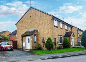Thumbnail 3 bedroom semi-detached house to rent in Boundary Close, Swindon, Wiltshire
