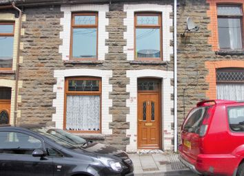 Thumbnail 4 bed terraced house for sale in Bronllwyn Road, Gelli, Pentre, Rhondda, Cynon, Taff.