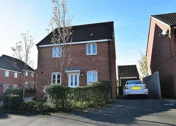 Thumbnail 3 bedroom detached house for sale in Brackenfield Close, Grassmoor, Chesterfield