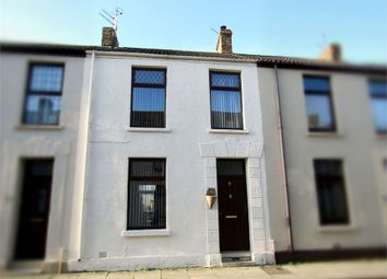 Thumbnail 4 bed terraced house for sale in Downing Street, Llanelli, Carmarthenshire