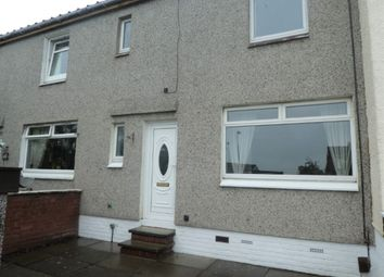 Thumbnail 3 bed terraced house to rent in Ravenswood Rise, Livingston