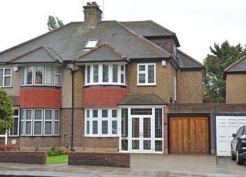 Thumbnail 4 bed semi-detached house for sale in Shooters Hill Road, Blackheath, London
