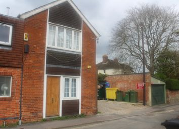 Thumbnail 2 bed end terrace house to rent in Post Office Lane, Wantage, Oxon