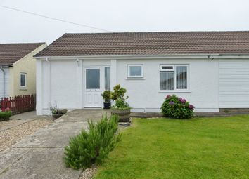 Thumbnail 2 bed bungalow to rent in Maesyfrenni, Crymych, Pembrokeshire
