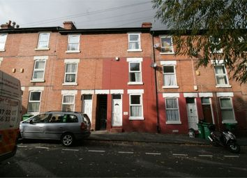 Thumbnail 4 bedroom terraced house for sale in Wallan Street, Nottingham