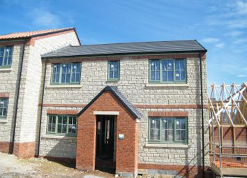 Thumbnail 3 bed semi-detached house for sale in The Hemming, Bell Meadow, Sand Pit Road, Calne