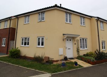 Thumbnail 2 bed end terrace house for sale in Portland Way, Gt Blakenham, Ipswich, Suffolk
