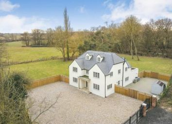 Thumbnail 6 bed detached house for sale in New Barns Cottages, Pensons Lane, Ongar, Essex