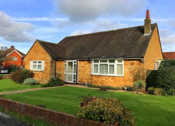 Thumbnail 3 bed detached bungalow for sale in Downs Road, Lower Willingdon, Eastbourne