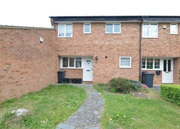 Thumbnail 3 bed terraced house to rent in Wellers Grove, Cheshunt, Hertfordshire