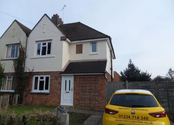 Thumbnail 3 bedroom semi-detached house to rent in Annesley Road, Newport Pagnell