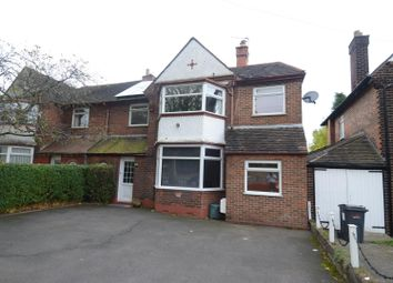 Thumbnail 6 bed semi-detached house for sale in Stechford Road, Hodge Hill, Birmingham
